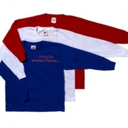 T-SHIRT FOR KIDS - LONG SLEEVES