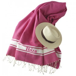 Fouta personnalisable