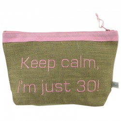 "TROUSSE ""JUST 30"""