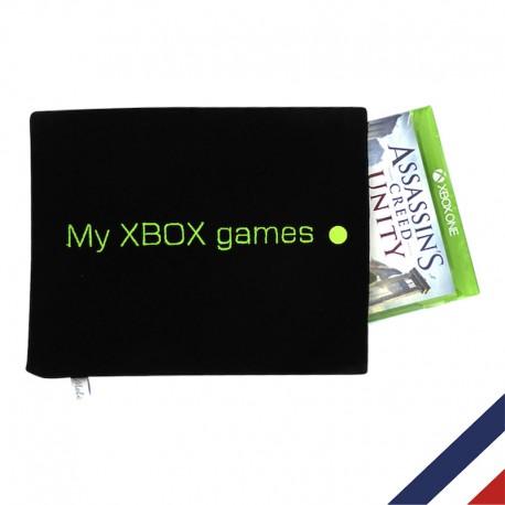 Pochette Xbox personnalisable