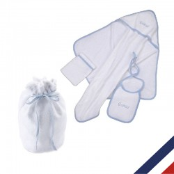 Set Cape de Bain bébé