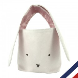 SAC LAPIN FABRICATION FRANÇAISE PERSONNALISABLE