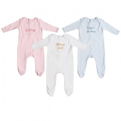 SLEEP SUIT ORGANIC