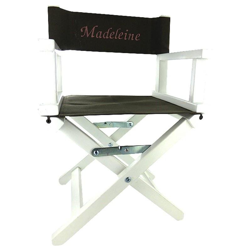 fauteuil de metteur en sc ne enfant. Black Bedroom Furniture Sets. Home Design Ideas