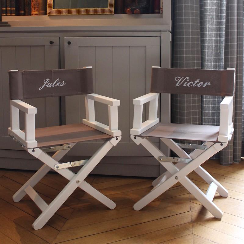 melocotone fauteuil de metteur en scene. Black Bedroom Furniture Sets. Home Design Ideas