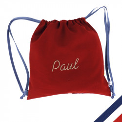 sac à dos personnalisable made in france