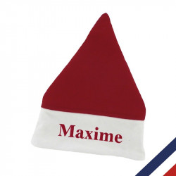 Bonnet de Noël kids personnalisable