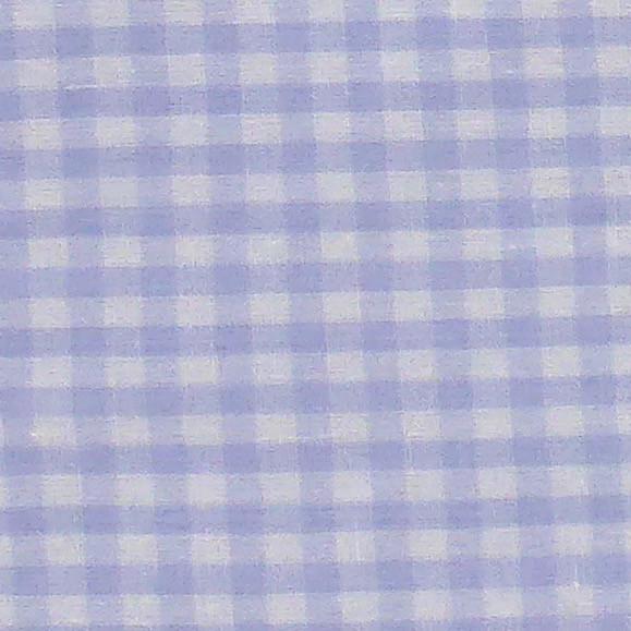 Vichy bleu ciel