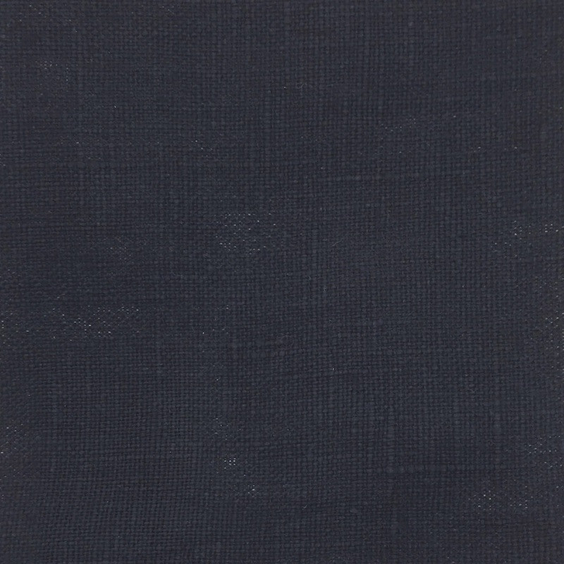 Lin bleu marine