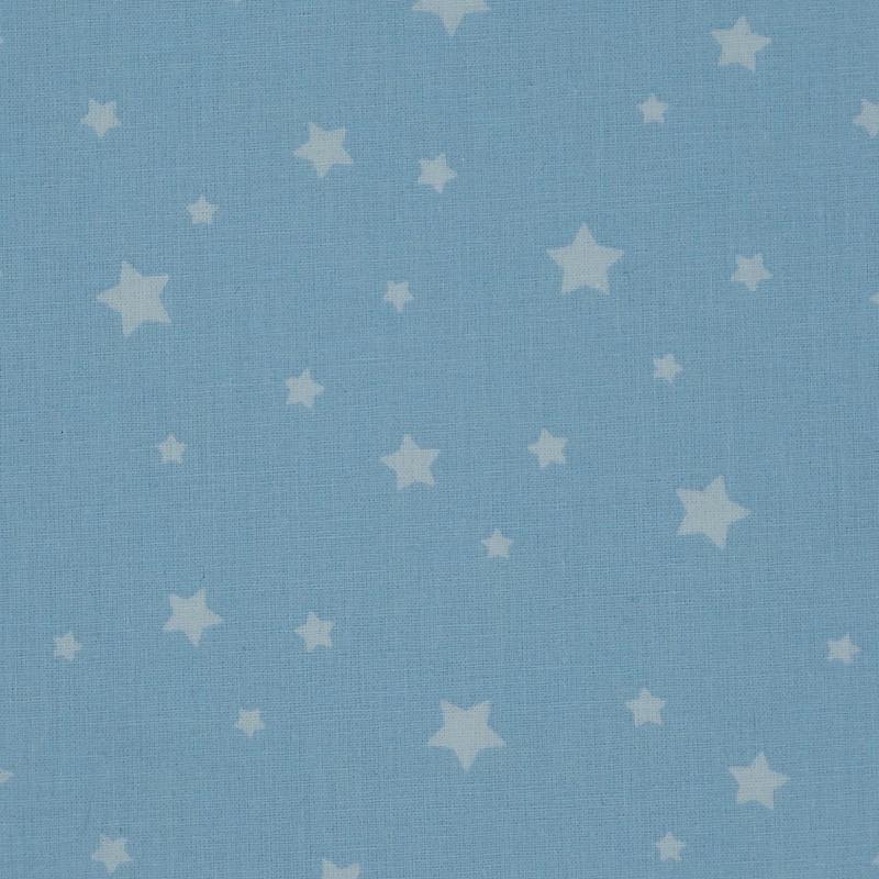 Étoiles bleu ciel