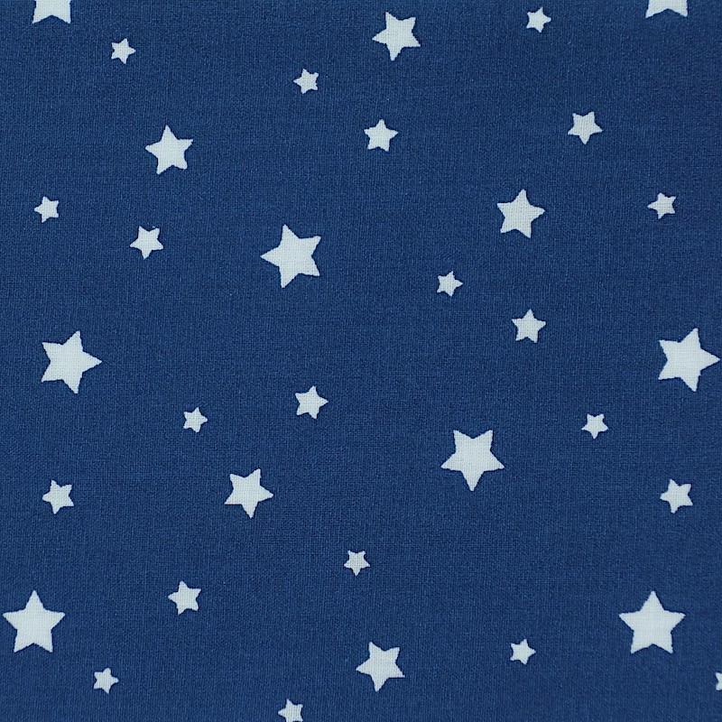 Étoiles bleu canard (New)
