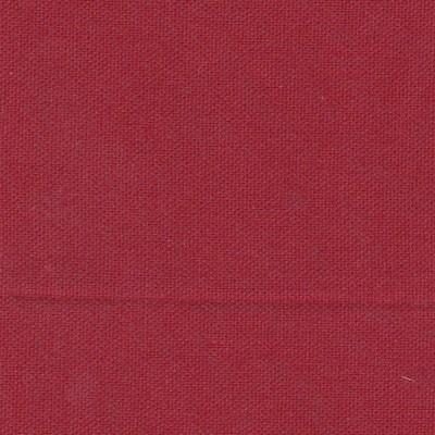 Tissu rouge orangé