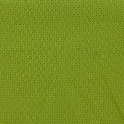Tissu losanges verts