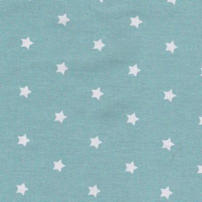 Étoiles turquoise