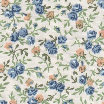 Fleurs pivoines bleues