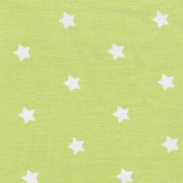 Étoiles petites vertes