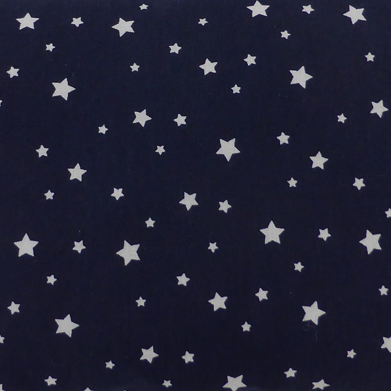 Tissu étoiles marines