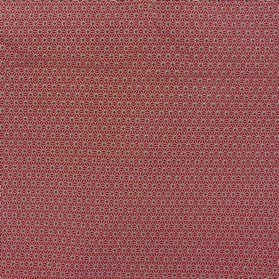 Géométrie rouge
