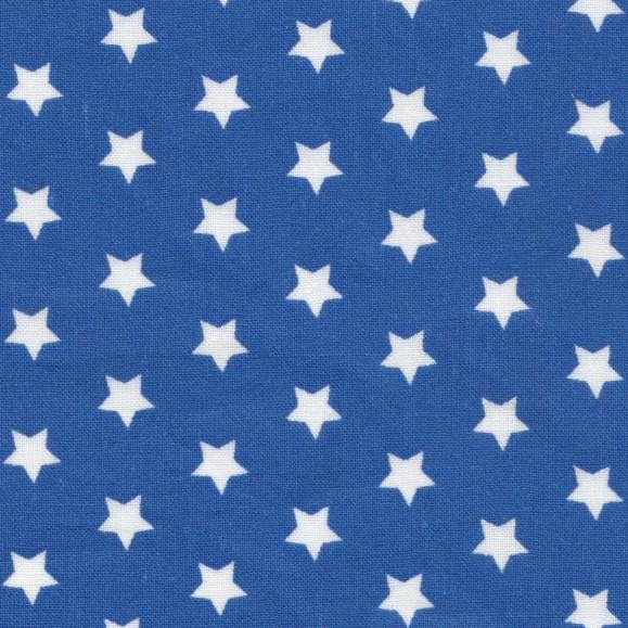 Étoiles bleu roi