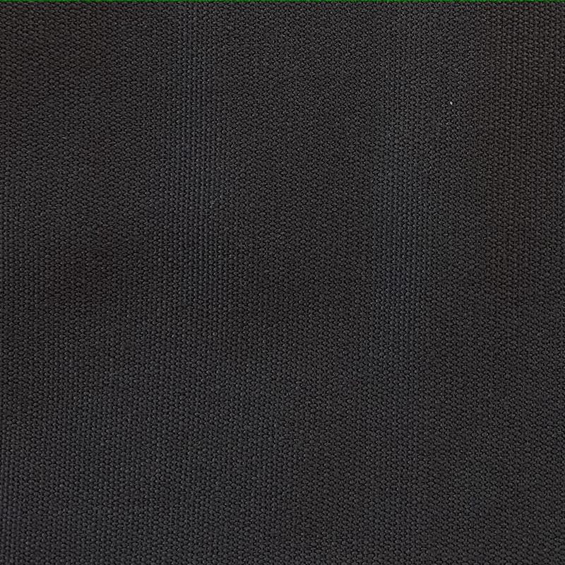Toile enduite gris foncé